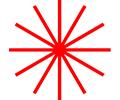 PS制作围绕中心点的旋转图形及制作色相环方法